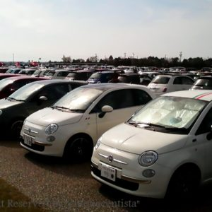 フィアット&アバルトのイベント全国meeting 浜名湖ガーデンパーク|all japan FIAT&ABARTH500 全国ミーティング 2012