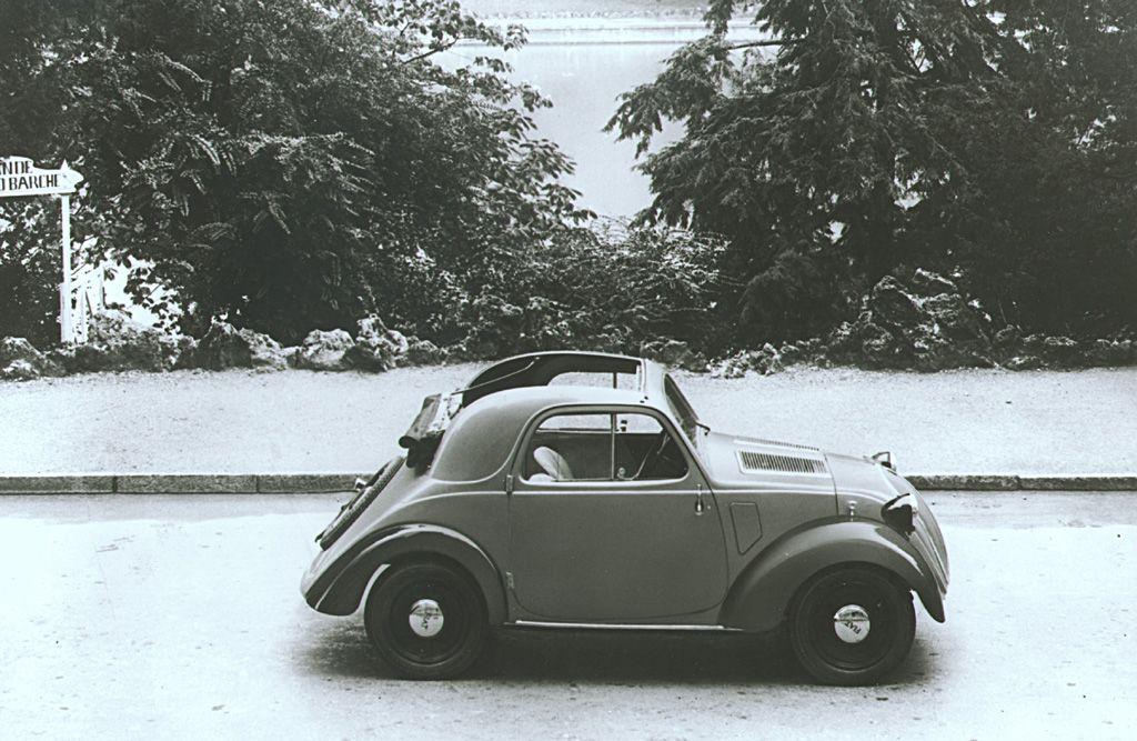 初代500 トポリーノ