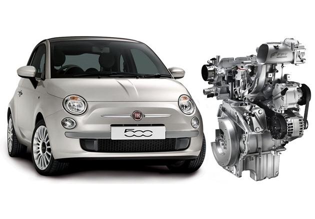 ツインエア 2気筒 エンジンの評価は フィアット500の低燃費ターボ