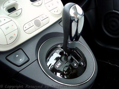 デュアロジック車 フィアット500