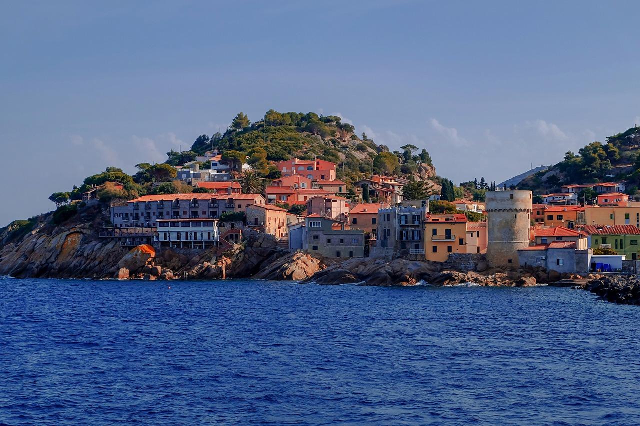 エルバ島(イタリア トスカーナ リヴォルノ県)