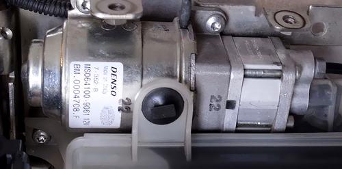 デュアロジック 油圧ポンプ
