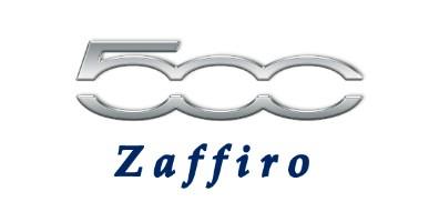 Fiat 500 Zaffiro ザッフィロ