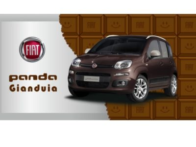 FIAT Panda Gianduia (フィアット パンダ ジャンドゥーヤ)