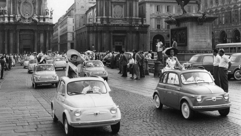 ヌオーヴァ・チンクエチェント Nuova 500