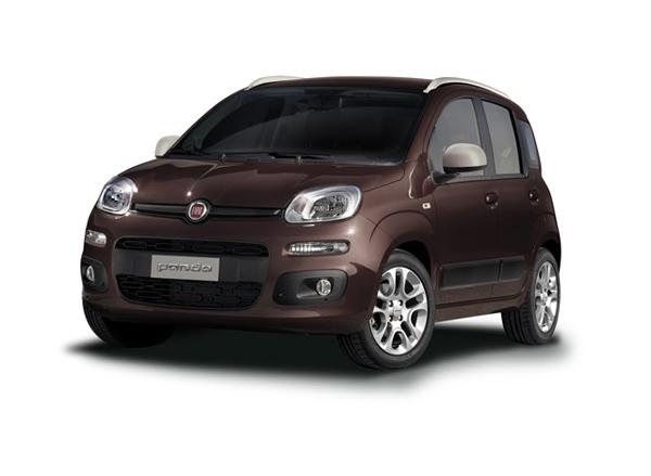 Fiat Panda Gianduia フィアット パンダ ジャンドゥーヤ