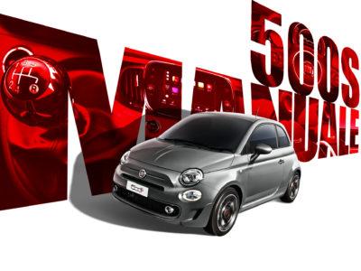 500S manuale チンクエチェント エス マヌアーレ