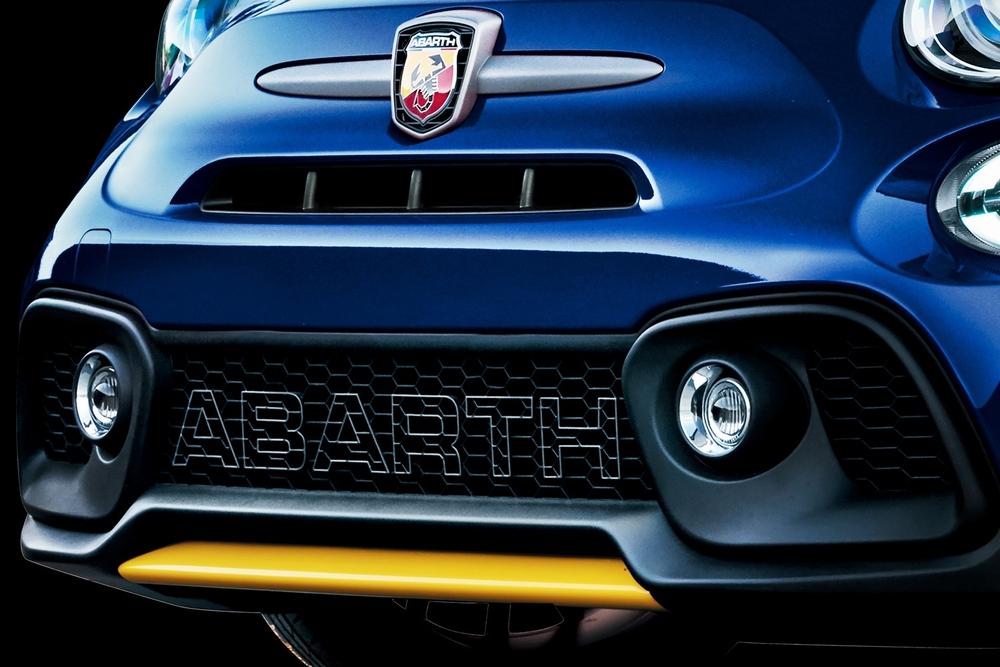 2020 アバルト限定車 ABARTH595 Pista ピスタ フロントバンパー