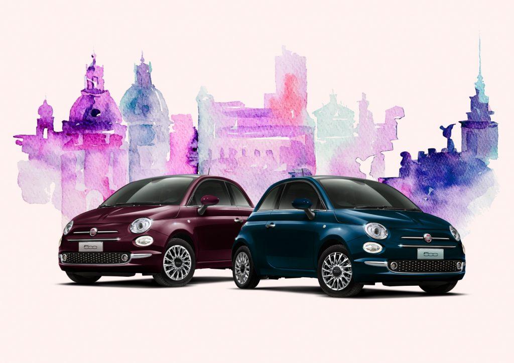 フィアット500限定車 エレガンツァ Eleganza