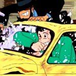 カリオストロの城で躍動!ルパンの黄色い車はフィアット500☆クラリス様の赤い逃走車は?